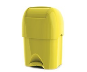 Medical Waste Bin Feature