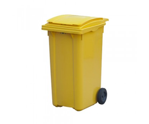 Care Homes Clinical Waste Bin with Lockable Lid