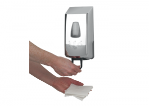 Washroom Sanitising Solution Services