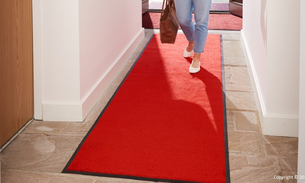 Efficient Ruby Red Matting Services
